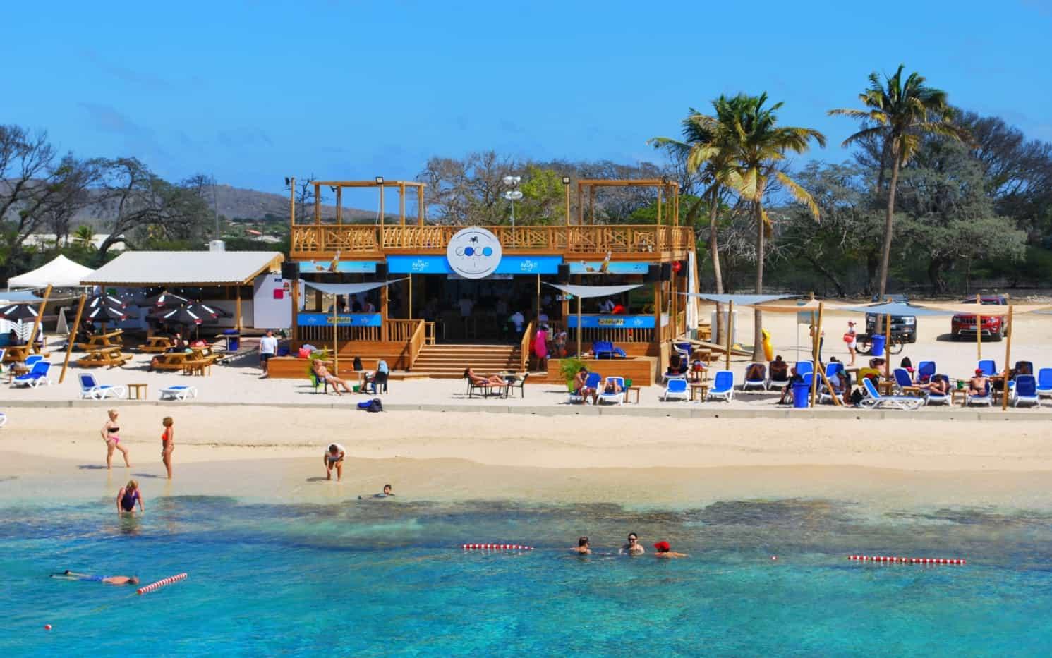 Một góc của Coco Beach, Phan Thiết