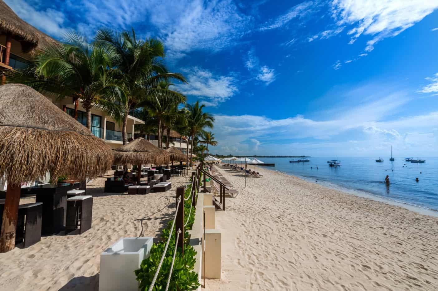 Bãi biển trải dài Coco Beach, Phan Thiết