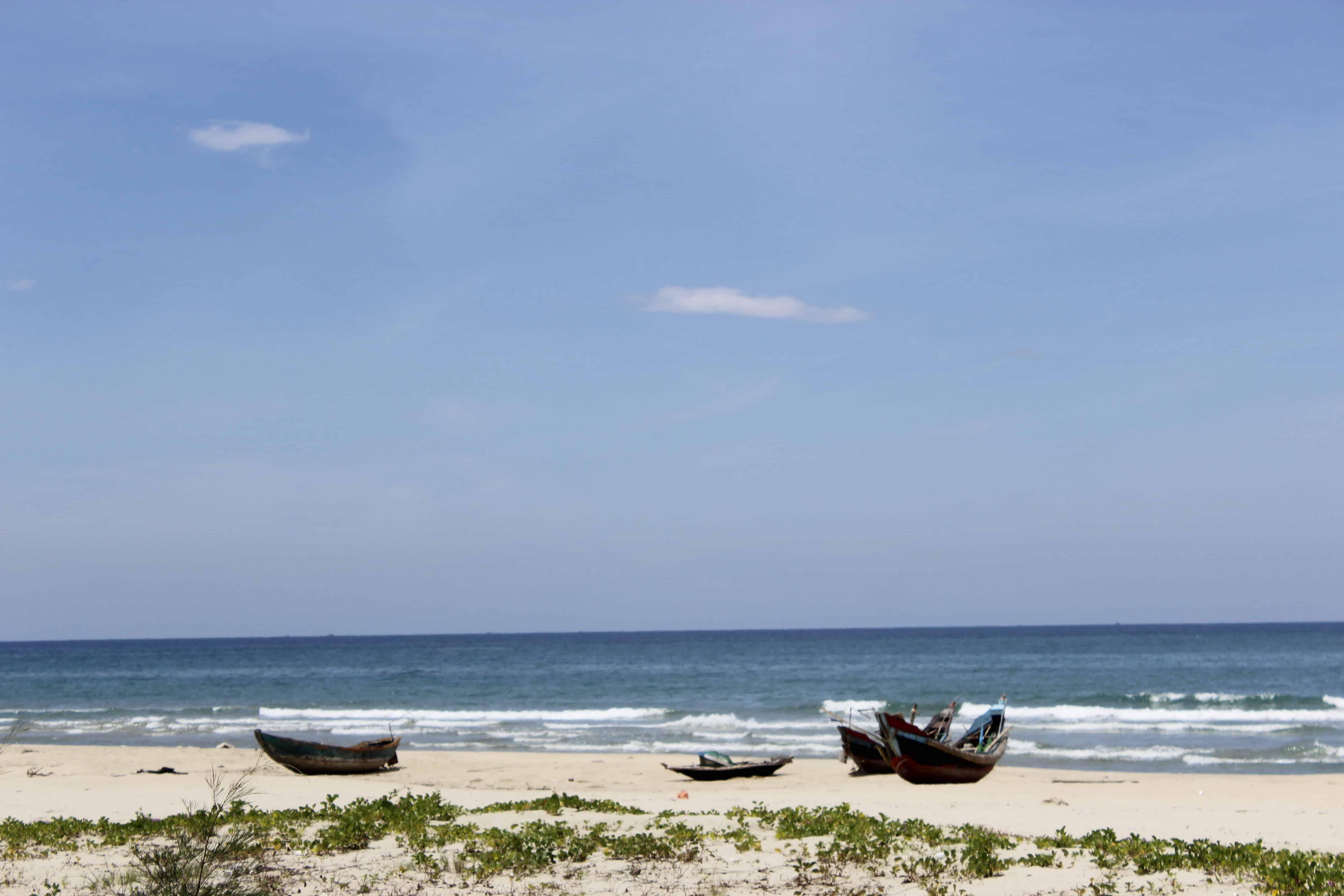 Biển Lăng Cô - kinh nghiệm du lịch Huế