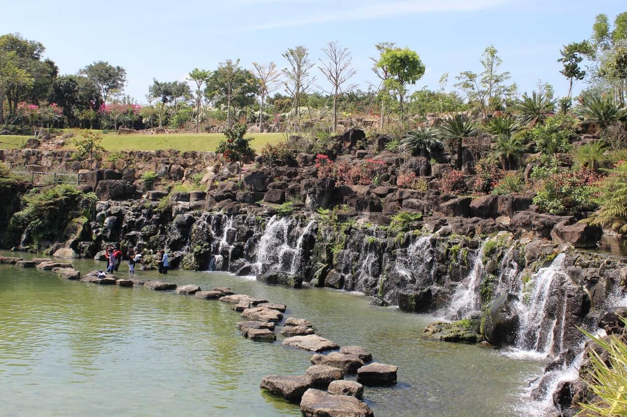 Địa điểm vui chơi gần Sài Gòn công viên Suối Mơ