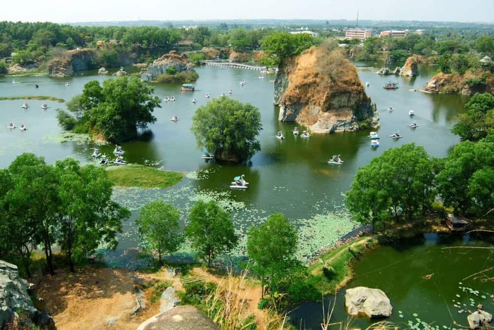 Tham quan 1 ngày khu du lịch Bửu Long gần Sài Gòn