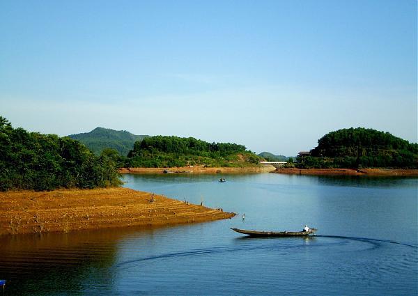 Hồ Truồi - Kinh nghiệm du lịch Huế