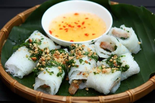Các món ẩm thực Vũng Tàu (Ảnh sưu tầm)