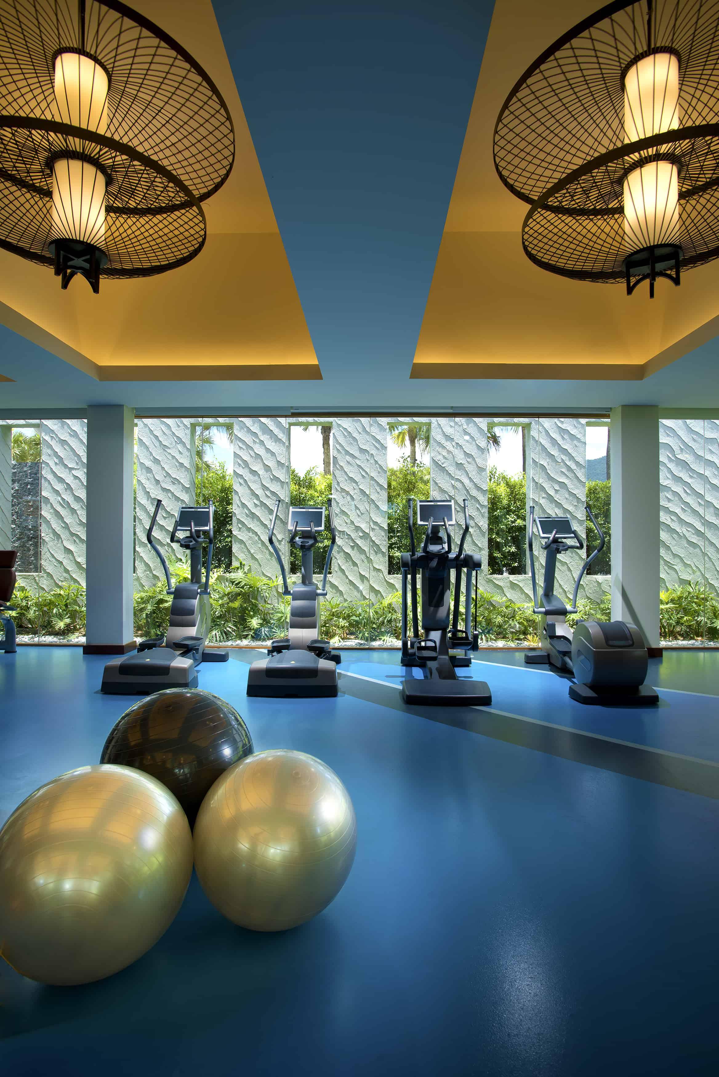 Phòng tập gym và yoga Angsana Lăng Cô Huế