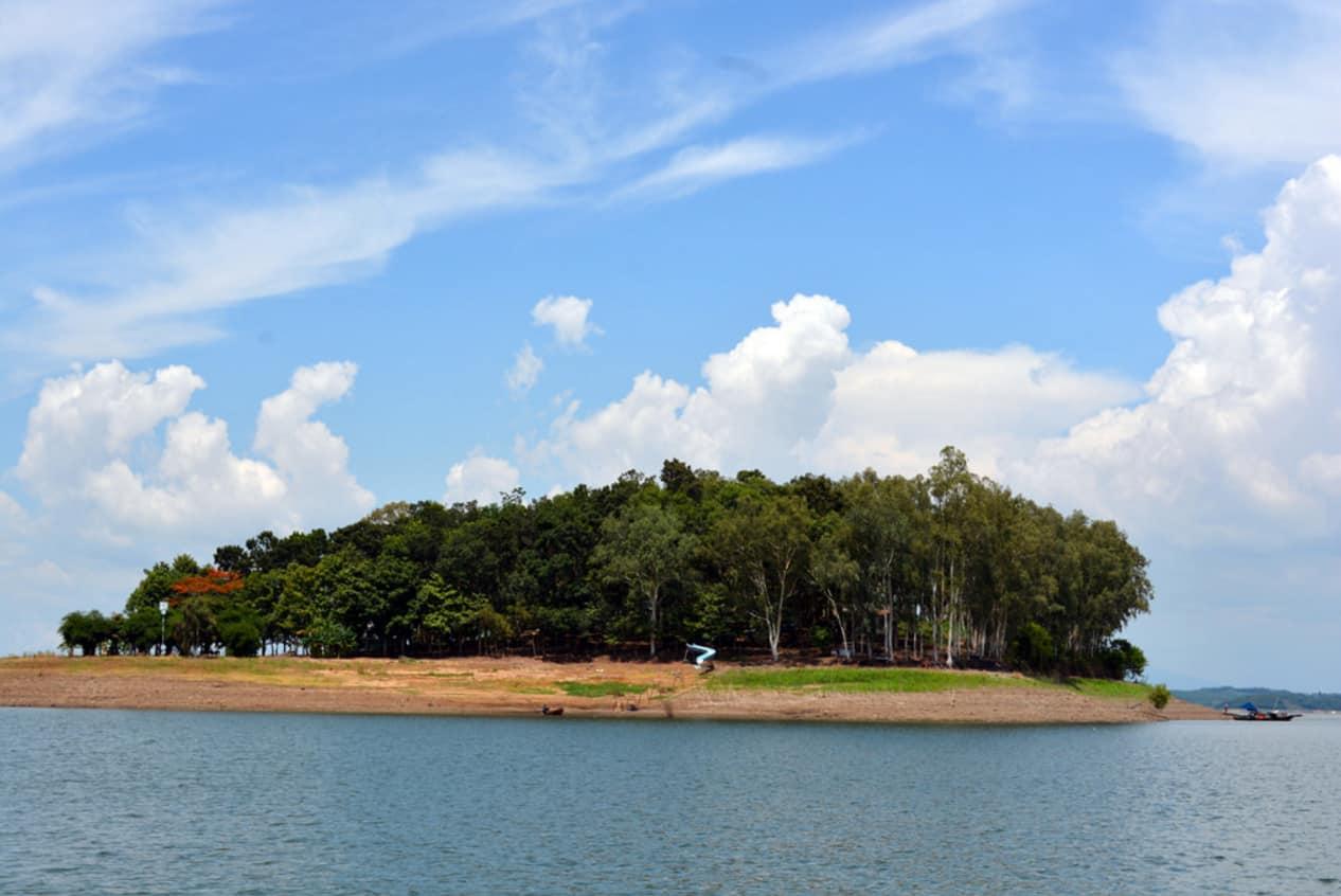 Đảo Ó, Đồng Nai - điểm vui chơi gần Sài Gòn đẹp