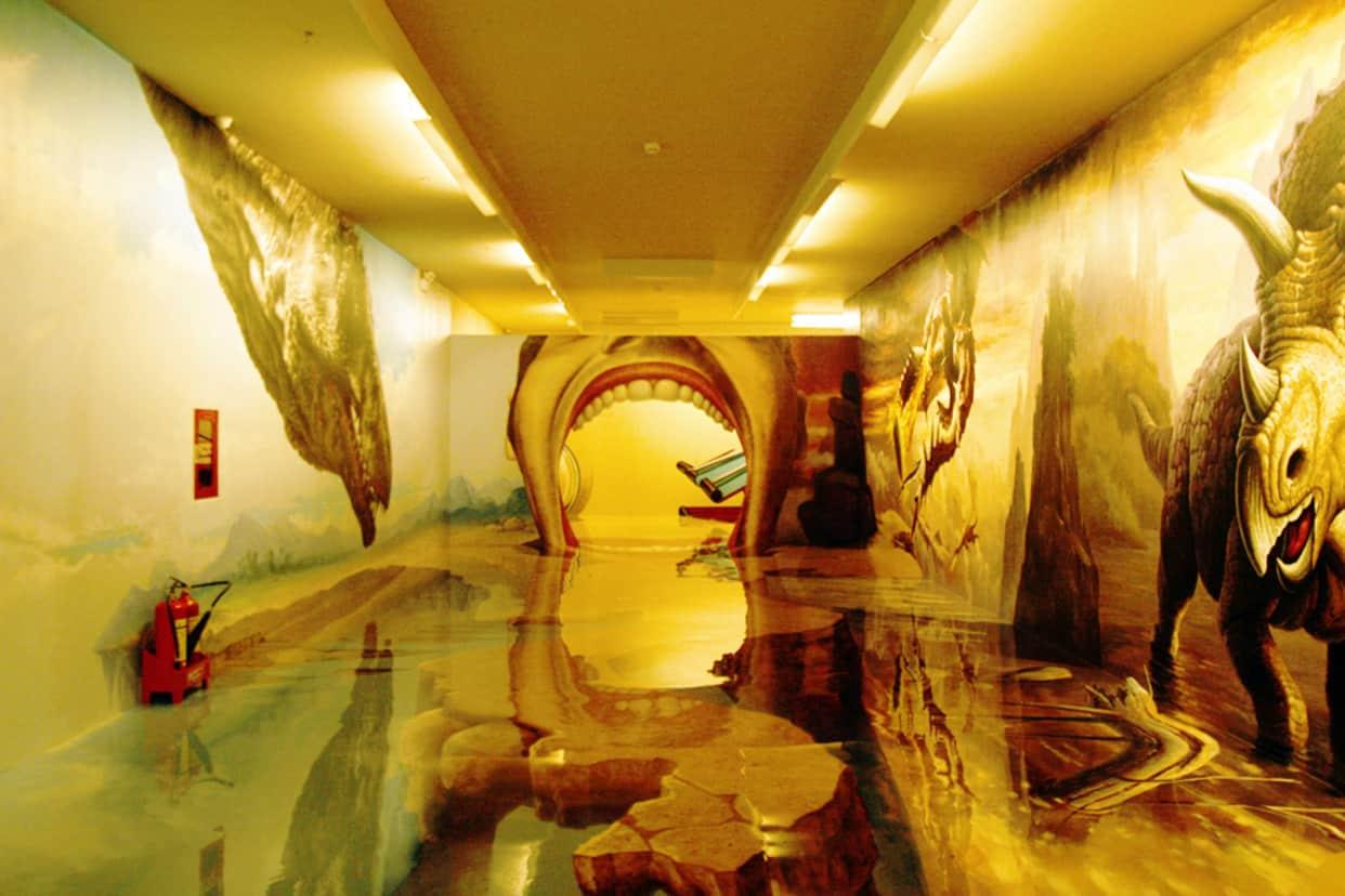 Hình ảnh bảo tàng tranh Artinus 3d Hồ Chí Minh (Ảnh ST)