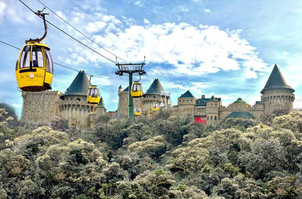 11 địa điểm du lịch Bà Nà Hill nổi tiếng