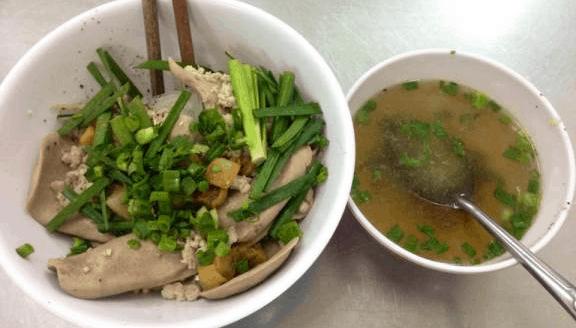 Mỳ cật Trương Định