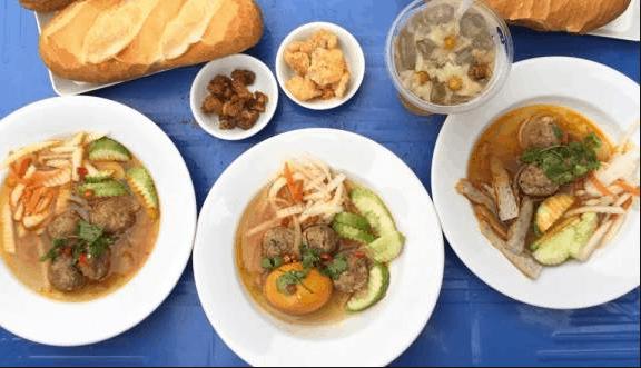 397 Catering - Bánh Mì Xíu Mại Phan Thiết