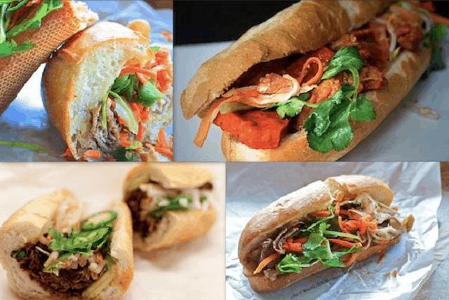 Cảm nhận được hương vị của bánh mì Sài Gòn khác hẳn với các tỉnh thành khác