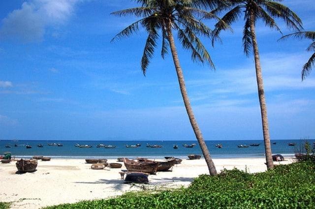Bãi biển Bắc Mỹ An - bãi biển Đà Nẵng