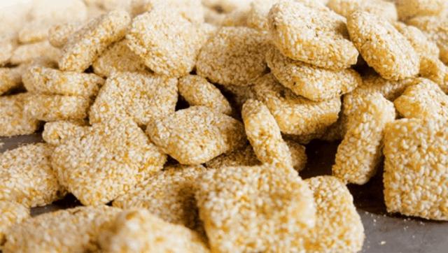 Bánh mè khô - đặc sản Đà Nẵng