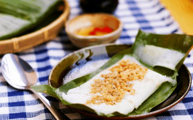 Bánh Nậm - món ngon Đà Nẵng