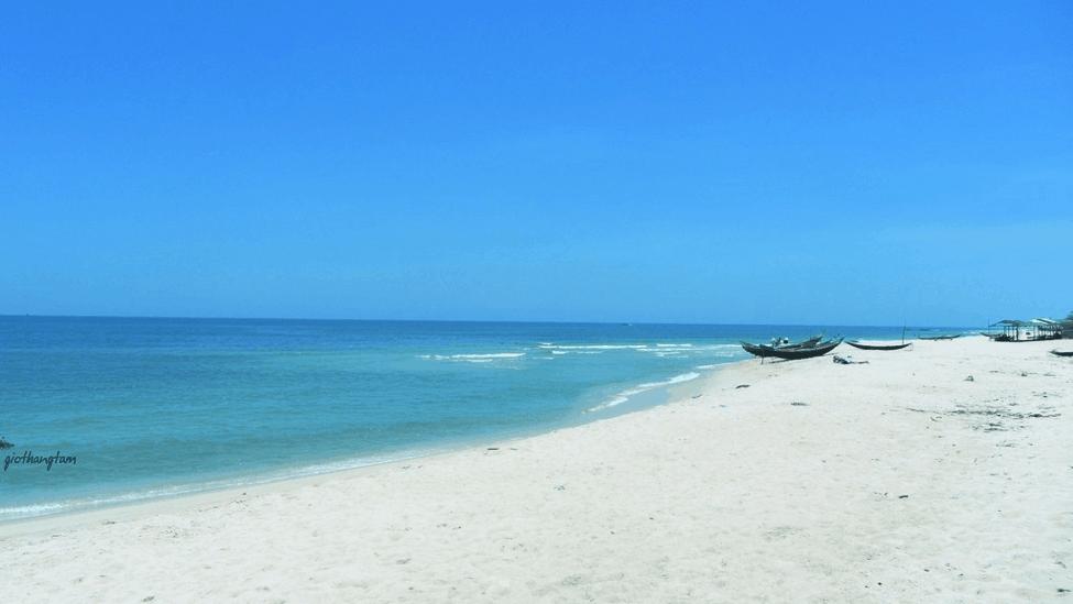 Biển Thuận An - địa điểm du lịch Huế