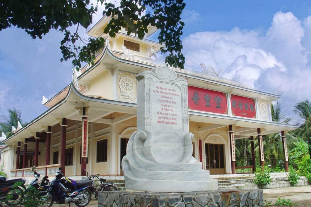 Địa điểm Chùa Tuyên Linh (Ảnh: ST)