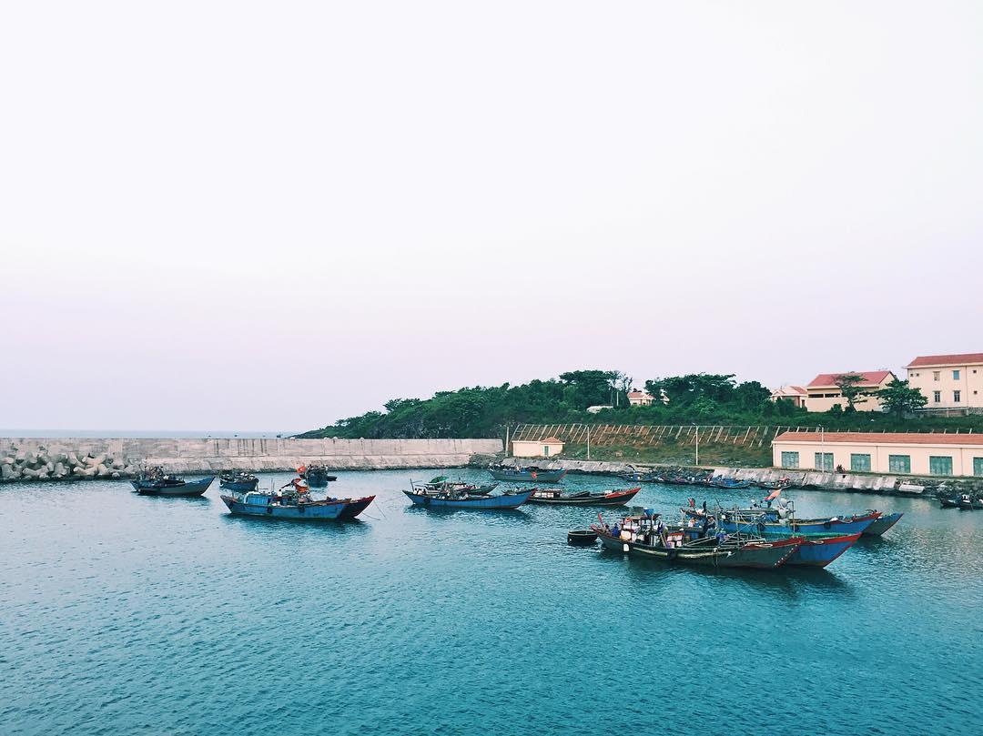 Cồn Cỏ bình yên - địa điểm du lịch Quảng Trị