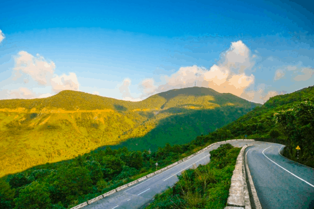 Đèo Hải Vân - cảnh đẹp thiên nhiên