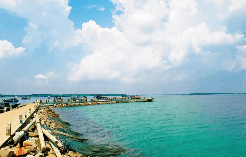 Du lịch ở Cần Giờ đảo Thạnh An (Ảnh: Sưu tầm)