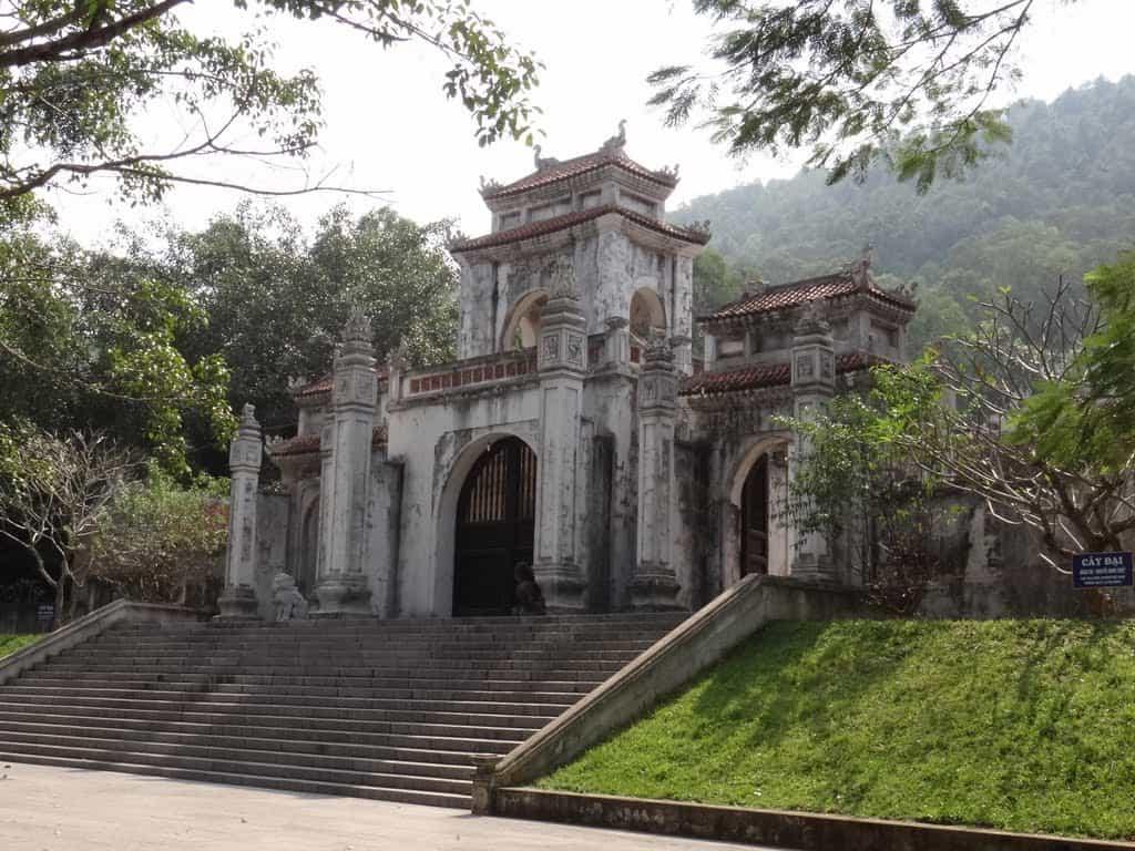 Đền Bà Triệu ở Thanh Hóa