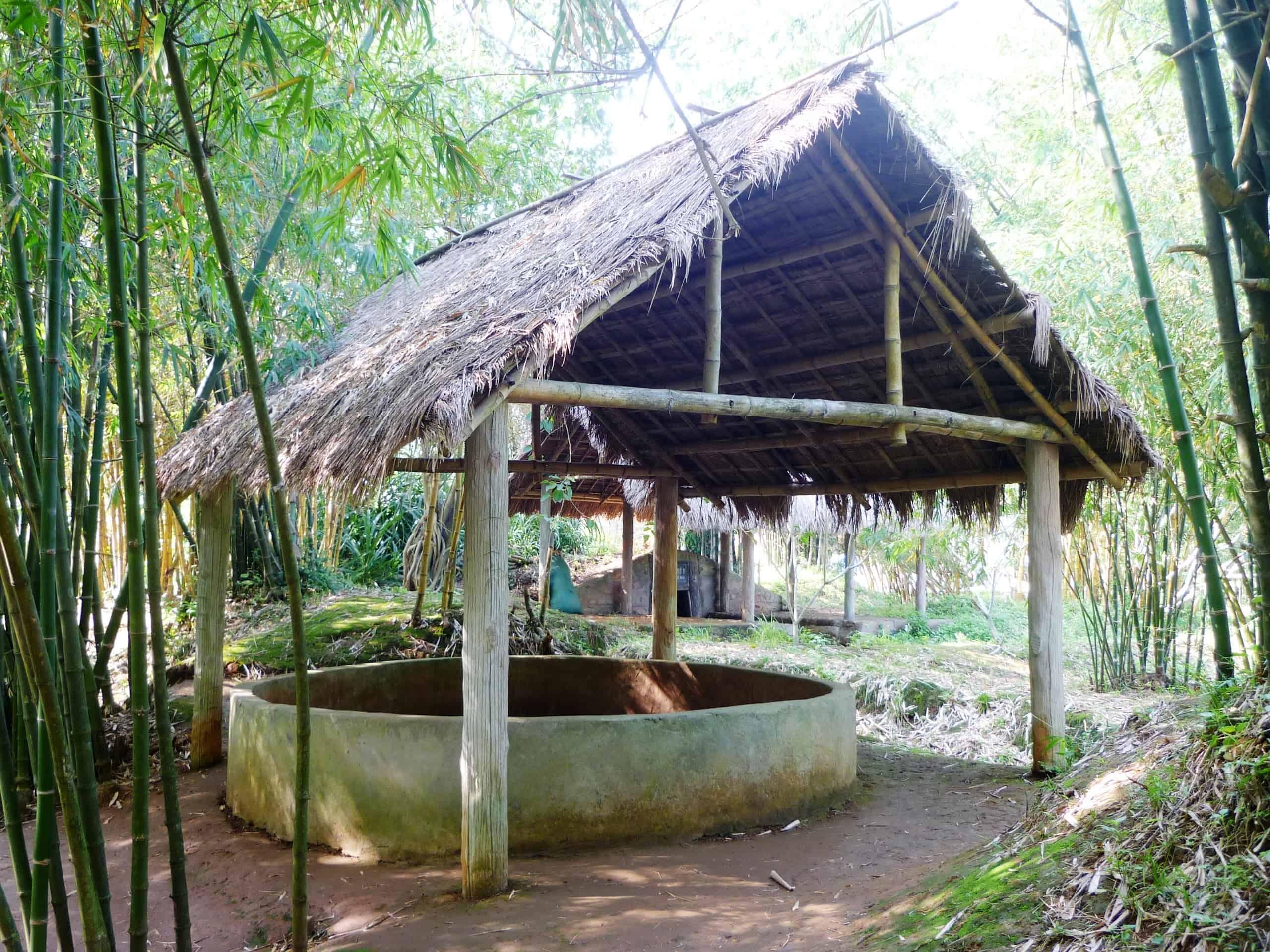 Địa đạo Vĩnh Mốc - địa điểm du lịch Quảng Trị
