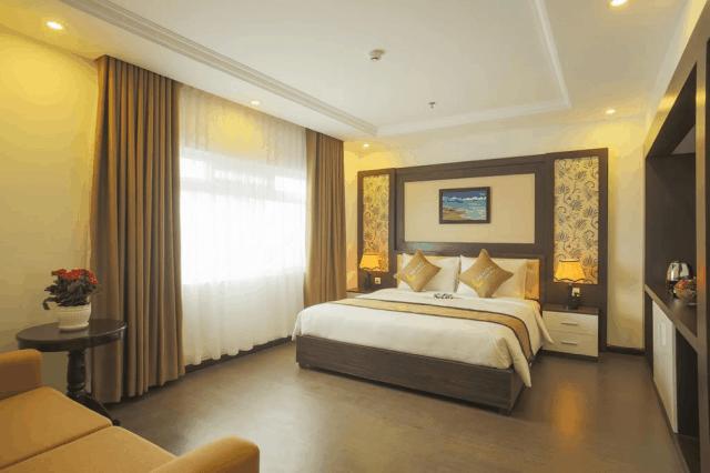Hemera Hotel nằm ở quận Ngũ Hành Sơn