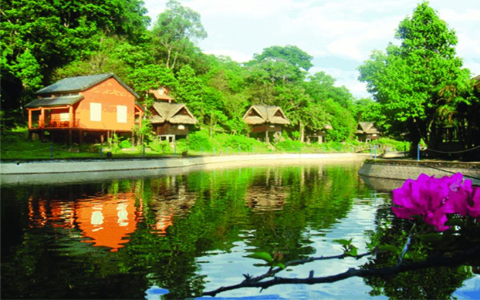 Khu du lịch sinh thái Sơn Kim - địa điểm du lịch Hà Tĩnh