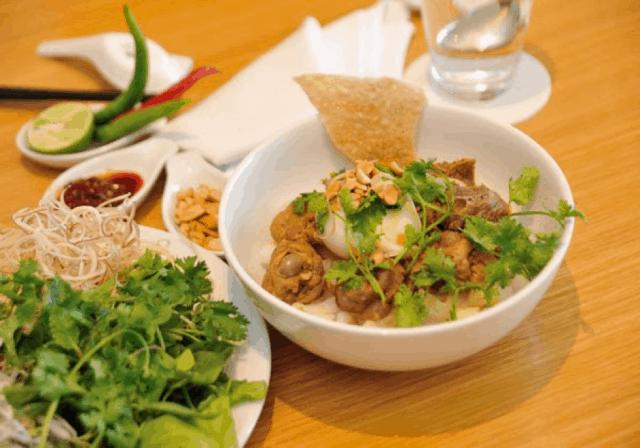 Mì Quảng - món ngon Đà Nẵng