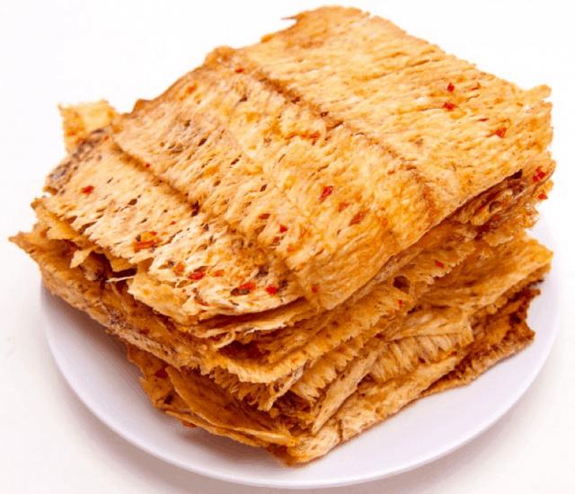Mực xé ăn liền - đặc sản Đà Nẵng