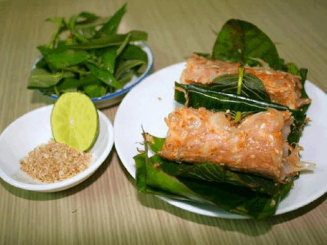 Nem Tré - Món ngon Đà Nẵng
