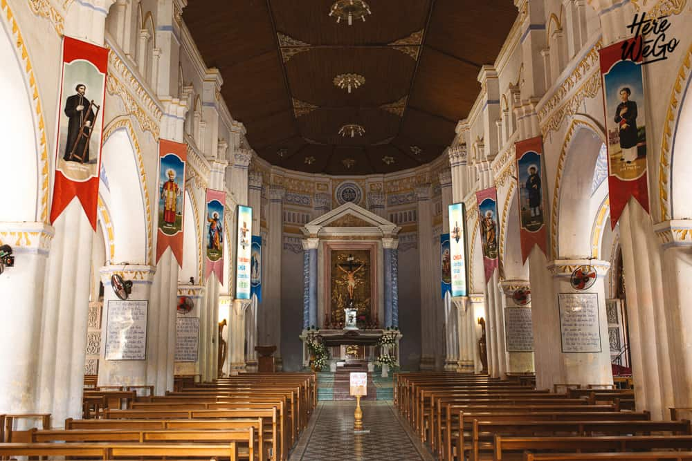 Inside the Lang Lang Church (Photo: ST)