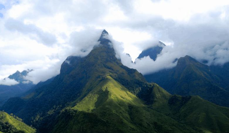 Núi Bạch Mã - địa điểm du lịch Huế