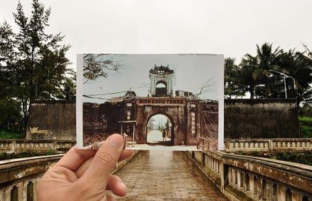 Cổng Thành cổ Quảng Trị - địa điểm du lịch