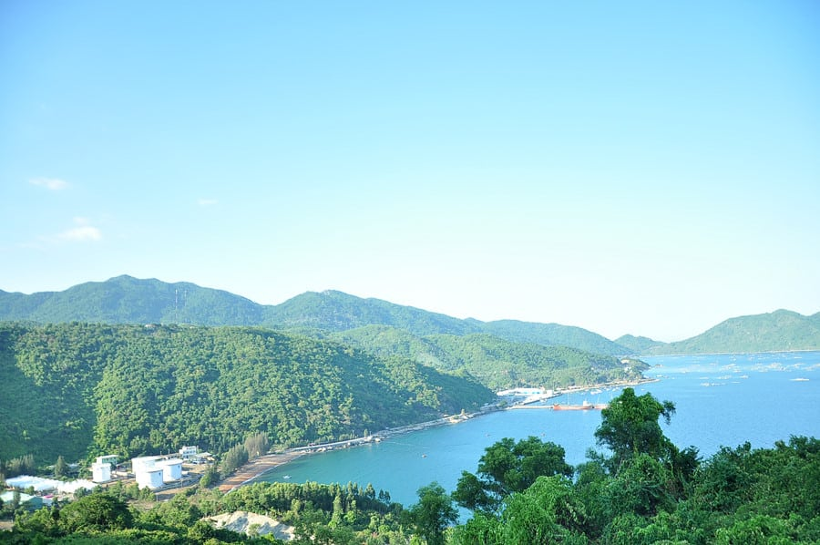 Vung Ro Bay (Photo: ST)