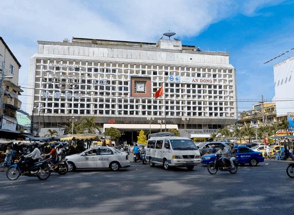 Toàn cảnh khu chợ nổi tiếng Sài Thành