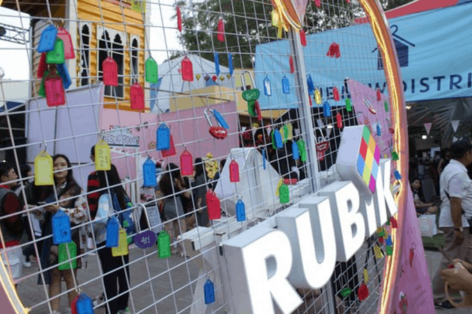 Rubik Zoo là khu chợ Container đầu tiên tại Việt Nam