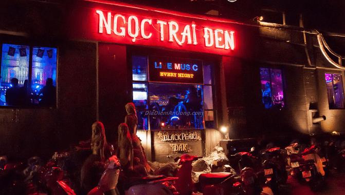 Những quán Bar ở Tp Vũng Tàu về đêm