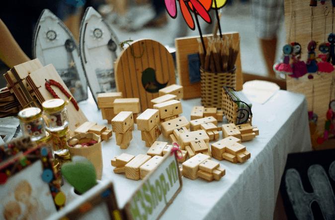 Những đồ hand-made