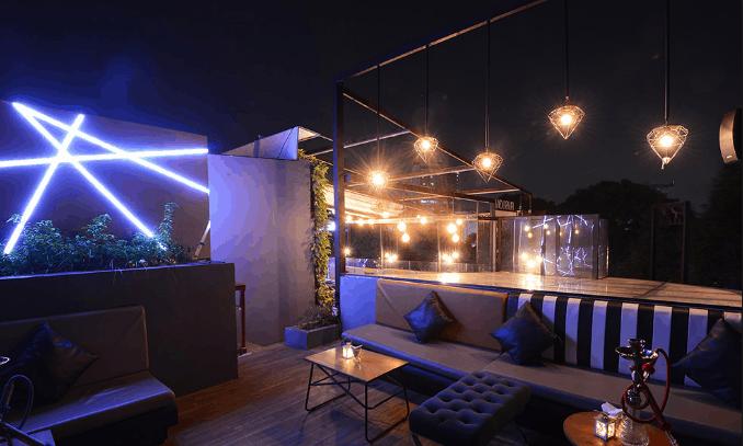 Sài Gòn Cloud 9 Rooftop Bar