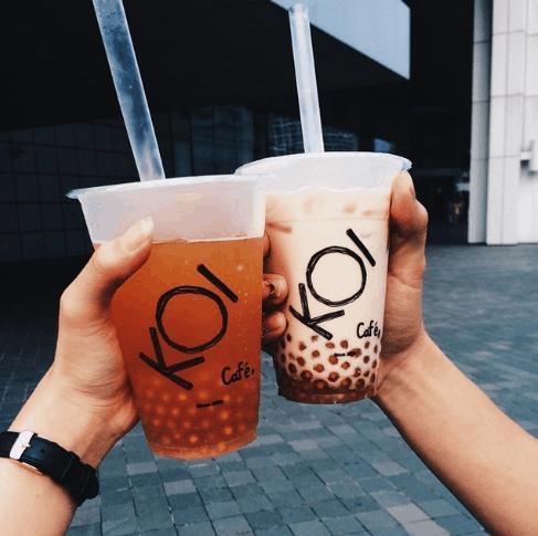Loại trà sữa mang hương vị Đài Loan ở Sài Gòn