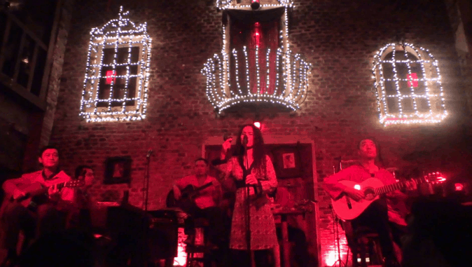 Điểm Carmen Bar ở Hồ Chí Minh