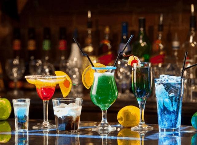Đồ uống tại Carmen Bar ở Hồ Chí Minh