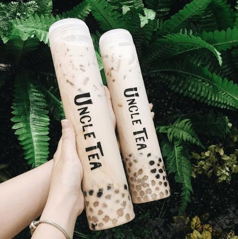Trà sữa ngon rẻ ở Sài Gòn