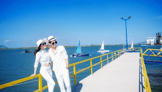 Bến du thuyền Marina địa điểm hấp dẫn