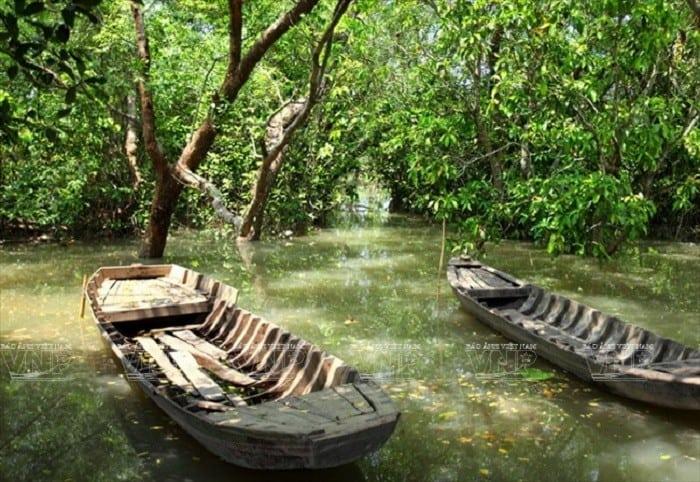 Khu sinh thái Cù lao Tân Quy