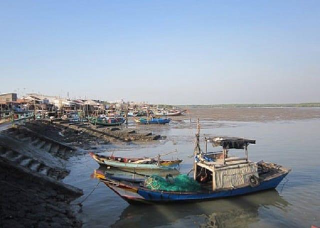 Địa điểm du lịch đảo Thiềng Liềng (Ảnh sưu tầm)