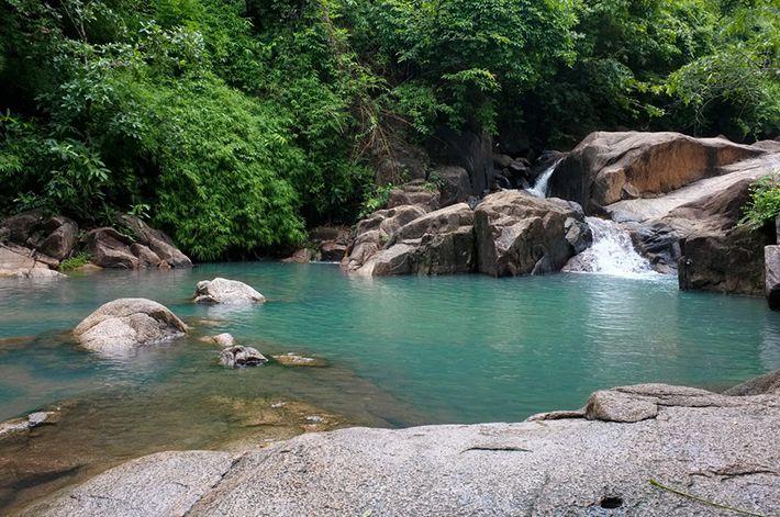 Khu du lịch suối Tiên
