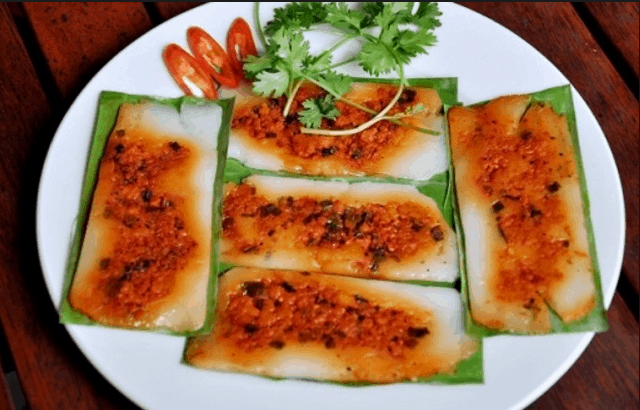 Bánh bèo - món ăn hấp dãn trong ngày nóng ở Sài Gòn