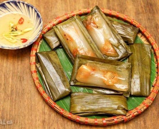 Bánh bột lọc Quảng Bình: Thưởng thức đặc sản khi du lịch Đồng Hới