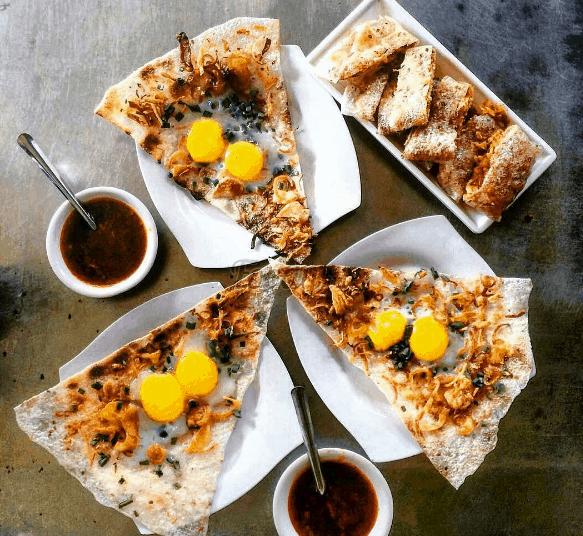 Bánh kếp - món ngon Đà Nẵng