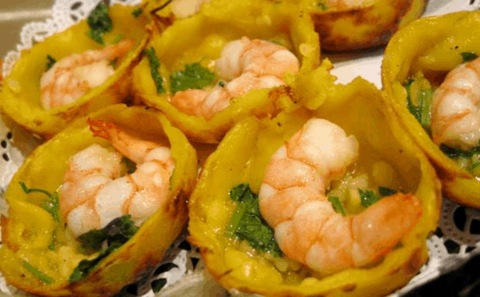 Bánh khọt là món ăn ngon nức tiếng ở Vũng Tàu